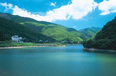 宮川内ダム公園